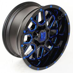 XD 820 Satin Black Milled with Neon Blue Tint Clearcoat finish available at Rimz One. Jeep Rims, Truck Rims, Truck Wheels, Car Rims, Racing Rims, Jeep Wrangler Parts, Blue Jeep Wrangler, Jeep Wrangler Unlimited, Pink Truck