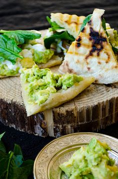 Spinach and avocado sandwich. A very healthy yet tasty sandwich with avocado, spinach, feta and jalapeno