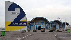 Futureland Maasvlakte 2 Holland, Gate, Museum, Clouds, Future, Travel, The Nederlands, Future Tense, Viajes