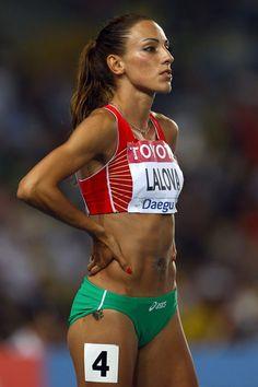 Ivet Lalova - the beautiful face of athletics | Photo Creme - Your Inspiration!