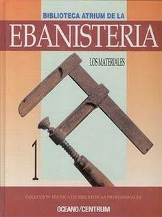 LIBROS: BIBLIOTECA ATRIUM DE LA EBANISTERÍA