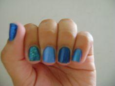 mix de azul