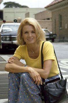 """Police Woman"" Angie Dickinson Circa.1976"
