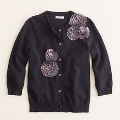 Girls Dream Chrysanthemum Cardigan