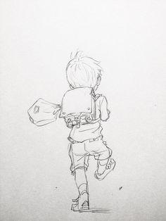 100 点 取 っ た 帰 り 道 character design - children's book pencil drawings, drawings Cartoon Drawings, Sketches, Character Design, Children Sketch, Character Art, Drawings, Cute Art, Art, Anime Drawings