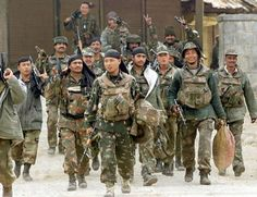 The Mighty Indian Army