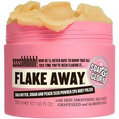 Soap & Glory Flake Away Body Scrub 300ml