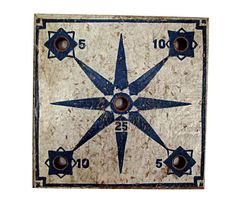 Wonderful Antique Gameboard