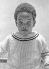 Photo taken in 1978 of 4 year old Dante Carroll III. Dante was murdered during the Jonestown massacre on Nov. 18, 1978 in Jonestown, Guyana-which he was forced to drink poisoned kool-aid.