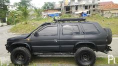 Big and Bad fully Loaded Nissan Terrano 4x4 For Sale!,