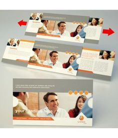 Working Together Direct Mail Design | EXT-1-A1 | Red Paper Plane