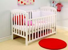 Check out East Coast Anna Finish Drop Side Cot, Pure White - White from Tesco direct