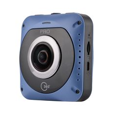 GV720B Review: a Miraculous 720° VR Camera