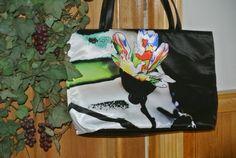 Awesome Originally designed Shoulder Bag. $25.00, via Etsy.