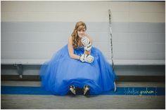 Senior Portrait / Photo / Picture Idea - Hockey - Girls - Dress