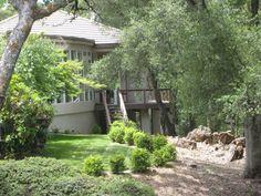 A Relaxing Sacramento Home Design. Sacramento, Decks, House Design, Night, Plants, Home, Front Porches, Ad Home, Deck