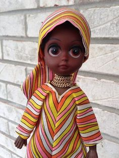 Susie Sad Eyes Soul Sister Doll | eBay