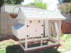 Chicken coop-finally found the original post for this coop