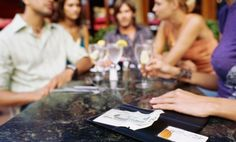 Apps that split the check for you - you'll never again have to dread the end of a meal with a large group of people