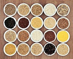 This article tells you about the health benefits of supergrains and pseudograins - listing 9 different #supergrains #superfoods you need to try!