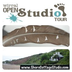 Three Things; Treasury Wirral Open Studio Tour 14th + 15th June 2014