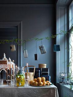 Decorazioni natalizie in stile nordico - Interior Break