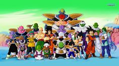 Wallpapers de Dragon Ball Z HD - Taringa!