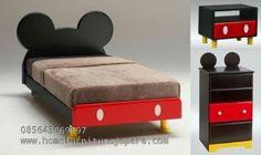 Ranjang Anak Mickey Mouse