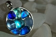 Searching for the perfect bridesmaid gift? Check out this handmade sea glass jewelry. Sterling silver, quality jewelry.