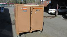 Knaack Model 109 Jobmaster Tool Cabinet Used #Knaack