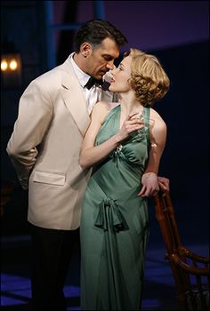 Paulo Szot and Laura Osnes in South Pacific Photo by Joan Marcus Playbill.com