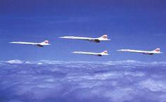 concorde formation flight | CONCORDE PHOTOS & CONCORDE POSTER - Weybridge Home Style