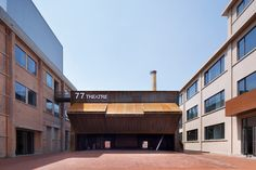 Refurbishment of the Offset Printing Factory,© Xia Zhi