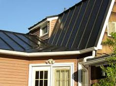 Best Matte Black Standing Seam Metal Roof Ideas For The House Pinterest Metals Black And Matte 640 x 480