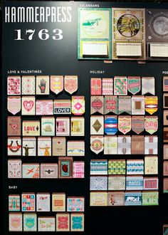 Oh So Beautiful Paper: http://ohsobeautifulpaper.com/2014/05/national-stationery-show-2014-part-5/ |