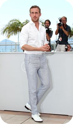 4eeb80d691 mens beach wedding apparel - Mens Beach Wedding Attire for the ... Ryan  Gosling