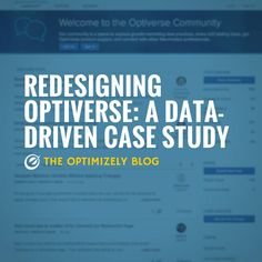 Behind the Scenes of a Data-Driven Website Redesign