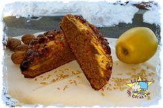 Torta di mele e noci - Re-cake 2.0  #tortadimeleenoci - #Recake