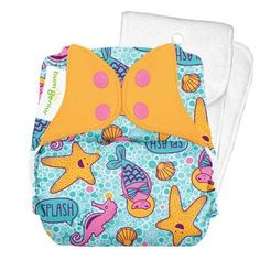"""bunGenius """"Marie"""".  cloth diapers.  www.diaperstyle.com"""