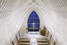 5osA: [오사] :: *웨딩 채플 [ Kasahara Design Work ] St. Voile Chapel