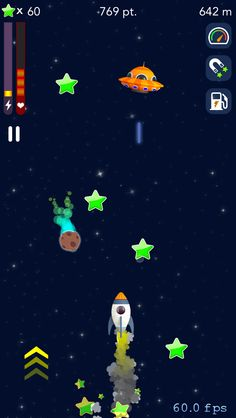 Updates from RocketStar! #indiegames #videogames #gamesinitaly #ios