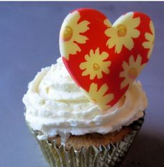 Cupcake Decorating Ideas For Mothers Day