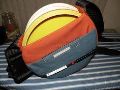 www.birdshotdiscgolf.com cool homemade disc golf bag