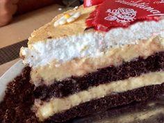 Madártej torta - A diétás álomtorta, amit kifejezetten drága Anyukám születésnapjára készítettem el. Gluten Free Diet, Tiramisu, Diet Recipes, Fondant, Paleo, Pudding, Sweets, Ethnic Recipes, Arm