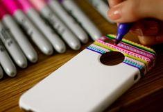 25 Magnificent and Spectacular DIY iPhone Case Customization Ideas
