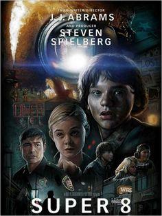 Hommage à Steven Spielberg de l'époque des Goonies et de E.T. par J.J. Abrams, c'est mignon et ça me fait retomber en enfance !