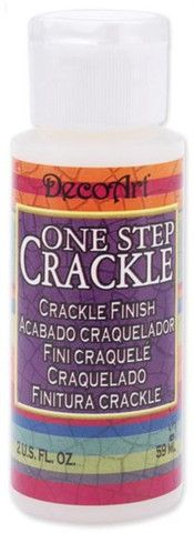 DECO ART ONE STEP CRACKLE FINISH 2OZ DS693