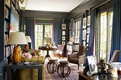 Mix and Chic: Home tour- A beautiful Nashville home with urban flair!