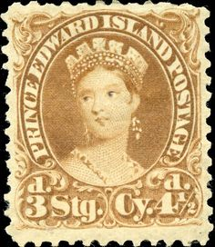 """Scott 6 blue """"Queen Victoria"""" Quick History Anne of the Green Gables , a novel set in Victorian times on Prince Edw. Popular Hobbies, Prince Edward Island, British Colonial, Vintage Stamps, Tampons, Queen Victoria, Stamp Collecting, Historical Photos, Sheet Music"""