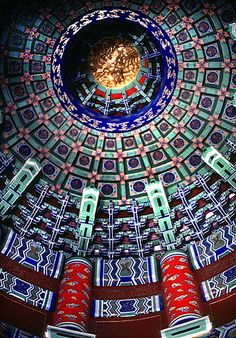 Temple of Heaven   Beijing, China
